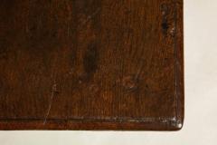 Welsh Square Oak Tavern Table - 661537