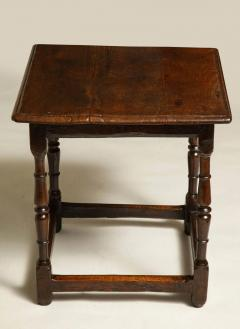 Welsh Square Oak Tavern Table - 661538