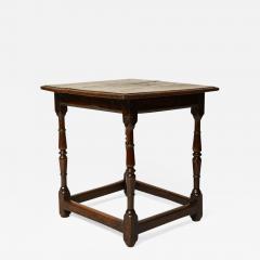 Welsh Square Oak Tavern Table - 662331