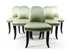 Wendell Castle A Set of Eight Dining Chairs by Wendell Castle - 780122