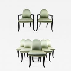 Wendell Castle A Set of Eight Dining Chairs by Wendell Castle - 781076
