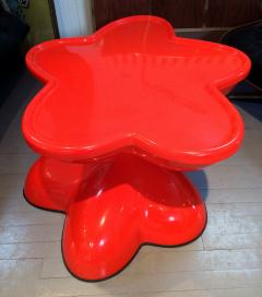 Wendell Keith Castle Rare Vintage Swivel Molar Coffee Table by Wendell Castle - 109856
