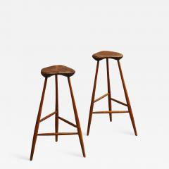 Wharton Esherick Pair of Stools - 729013