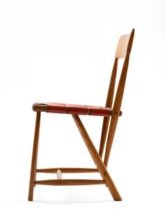 Wharton Esherick Wharton Esherick Ash Chair Signed and Dated 1952 - 547797
