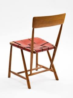 Wharton Esherick Wharton Esherick Ash Chair Signed and Dated 1952 - 547799