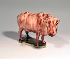 Whieldon type Rare Lead glaze Creamware Model of a Cow - 1702168
