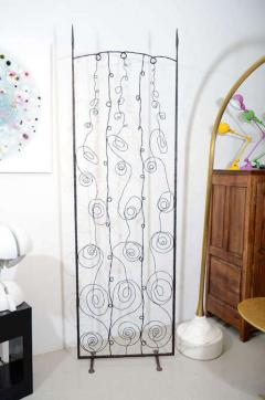 Whimsical Iron Screen - 1026811