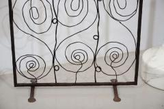 Whimsical Iron Screen - 1026813