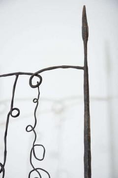 Whimsical Iron Screen - 1026817