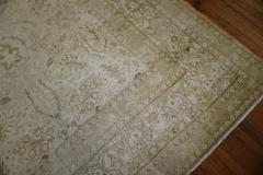 White Brown Antique Persian Tabriz Rug rug no j1881 - 1505601
