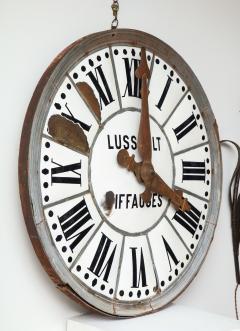 White Face Enamel Clock - 1024785