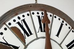 White Face Enamel Clock - 1024789