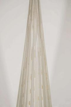 White Murano Glass Lamp - 1100406