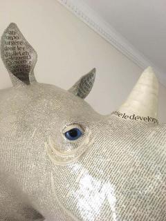White Rhinoceros Trophy - 1608724