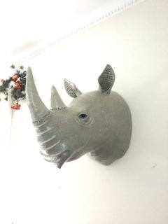 White Rhinoceros Trophy - 1608725