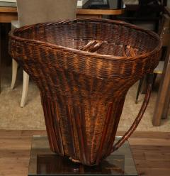 Wicker Gathering Basket - 1280993
