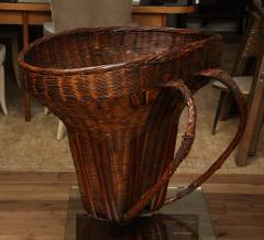 Wicker Gathering Basket - 1280995