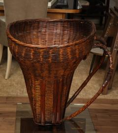Wicker Gathering Basket - 1280996