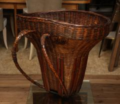 Wicker Gathering Basket - 1280997