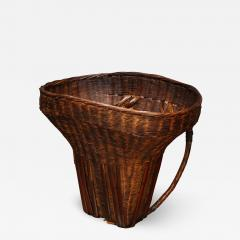 Wicker Gathering Basket - 1281301