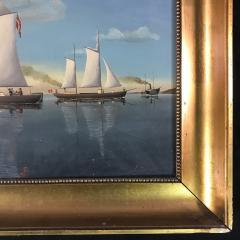 Wilhelm Erichsen Sailing Ships Lighthouse Danish Early 1900s - 1701890