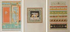 Wilhelm Johann Karl Zahn Classical Chromolithographs by Wilhelm Johann Karl Zahn Set of Three - 860620