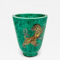 Wilhelm K ge Gustavsberg Argenta Vase - 1729266