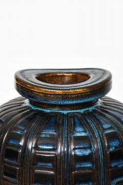 Wilhelm K ge Vase Model Farsta Produced by Gustavsberg - 2016921
