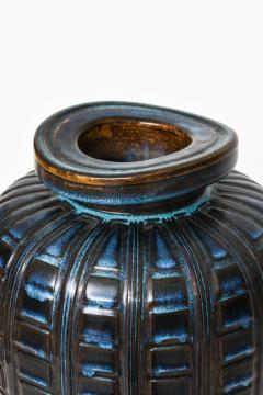 Wilhelm K ge Vase Model Farsta Produced by Gustavsberg - 2016923
