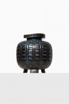 Wilhelm K ge Vase Model Farsta Produced by Gustavsberg - 2016926