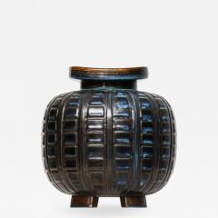 Wilhelm K ge Vase Model Farsta Produced by Gustavsberg - 2021455