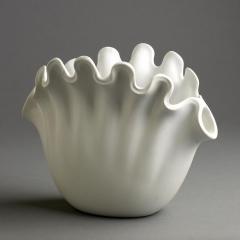 Wilhelm K ge Wilhem Kage for Gustavsberg Stoneware Vase from the Vaga Series - 364126