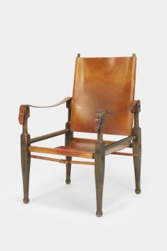 Wilhelm Kienzle Pair of Wilhelm Kienzle Safari Chair Wohnbedarf 50s - 1937875