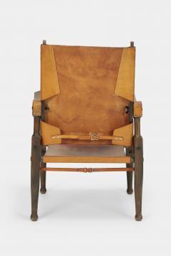 Wilhelm Kienzle Pair of Wilhelm Kienzle Safari Chair Wohnbedarf 50s - 1937882