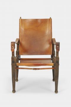 Wilhelm Kienzle Pair of Wilhelm Kienzle Safari Chair Wohnbedarf 50s - 1937902