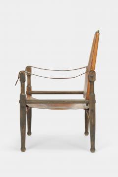 Wilhelm Kienzle Pair of Wilhelm Kienzle Safari Chair Wohnbedarf 50s - 1937924