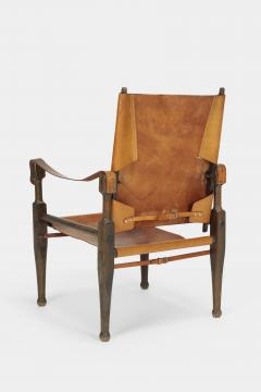 Wilhelm Kienzle Pair of Wilhelm Kienzle Safari Chair Wohnbedarf 50s - 1937925