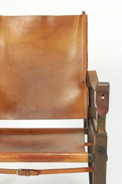 Wilhelm Kienzle Pair of Wilhelm Kienzle Safari Chair Wohnbedarf 50s - 1937957