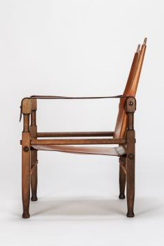 Wilhelm Kienzle Wilhelm Kienzle Safari Chair Leather 50s - 1908196