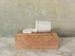Will West The Error Marble Sculpture - 1060918