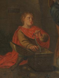 Willem Muys Classicizing Baroque Biblical Willem Muys Rebekka and Eli zer - 2134003
