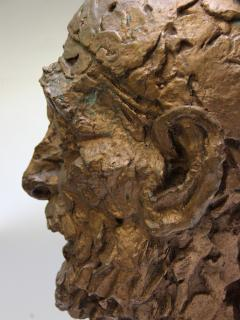 Willem Verbon Willem Verbon Kees Van Dongen ninety years old first bronze cast 1968 - 1255871