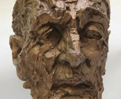 Willem Verbon Willem Verbon Kees Van Dongen ninety years old first bronze cast 1968 - 1255872