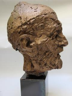Willem Verbon Willem Verbon Kees Van Dongen ninety years old first bronze cast 1968 - 1255874