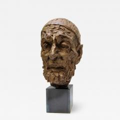 Willem Verbon Willem Verbon Kees Van Dongen ninety years old first bronze cast 1968 - 1256718