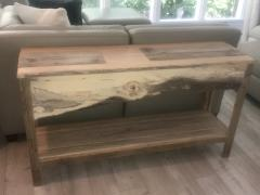 William Alburger Landscape Bespoke Console Table Sofa Entry Wood Eco Sculpture - 1131708