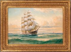William Alexander Coulter The Clipper FLYING CLOUD - 1508681