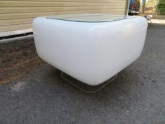 William Andrus Space Age Steelcase Side Table by William Andrus Mid Century Modern - 1454194