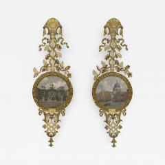 William Arthur Chase A Pair of Paintings by W A Chase In their Original Carved and Giltwood Frames - 535222