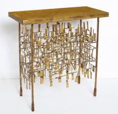 William Bowie A Unique Gilt Metal Console Table by William Bowie - 1835735